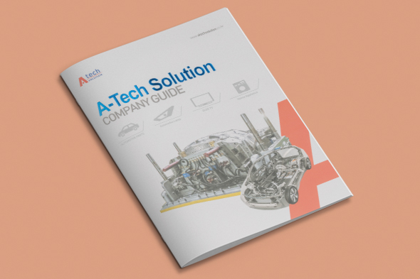 A-Tech Solution 회사소개서